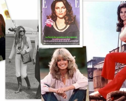 Moda Anilor 70 - Ce purtau femeile in anii '70?