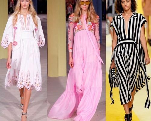 Rochii la moda 2020 - Tendinte de primavara / vara